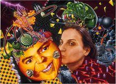 Painting by George Karakasoglou