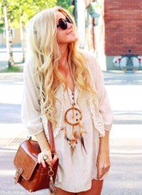 Charming Bohemian Clothes Just for Girls - 2012 Summer Bohemian Clothes