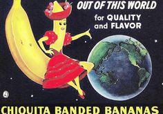 The Chiquita Banana - Retronaut