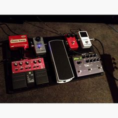 My classy Acoustic Pedalboard