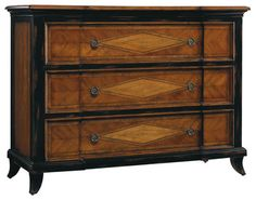 Shop for Hooker Furniture Wingate Three-Drawer Diamond Front Chest, and other Living Room Chests at James Antony Home. Furniture Catalog, Decor, Dressers And Chests, Furniture Store, Furniture, Traditional Dressers, Furniture Finishes, American Furniture, Home Decor