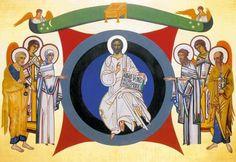Anunciación En el sexto mes, el ángel Gabriel fue enviado por Dios a una ciudad de Galilea, llamada Nazaret, a una virgen que estaba comprometida con un hombre perteneciente a la familia de David, …