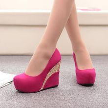 Galería de zapatos cuña al por mayor - Compra lotes de zapatos cuña a bajo  precio en AliExpress.com - Pág zapatos cuña ef54a68abf2c