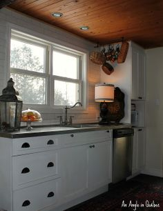 An Anglo in Québec: Our Kitchen Renovation