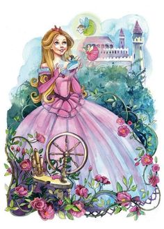 thise are disney princesses if they wore clothing from there movie debuts snow white wearing 1939 whimsical cinderella born in the 1950 conservative yet flashy XD Princesa Disney Aurora, Aurora Disney, Disney Magic, Disney Princess Art, Disney Fan Art, Disney And Dreamworks, Disney Pixar, Walt Disney, Disney Movies