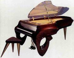 Nº 5 unusual pianos