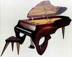 Nº 5 unusual pianos