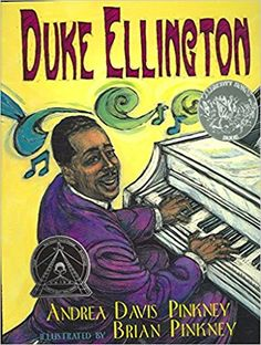 Duke Ellington : the piano prince and his orchestra / Andrea Davis Pinkney ; illustrated by Brian Pinkney