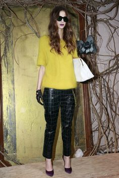 Cynthia Rowley RTW Fall 2013 - Slideshow - Runway, Fashion Week, Reviews and Slideshows - WWD.com
