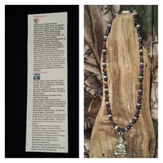 Moonstone, Lapis Lazuli, & Rainbow Magnitite with Hematite Lapis Lazuli, Crystal Healing, Rainbow, Necklaces, Crystals, Hair Styles, Beauty, Rain Bow, Hair Plait Styles