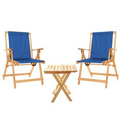 Highlands Bundle The Highlands Bundle Brings Together Our Classic Deck  Chairs And All Purpose Blue Ridge