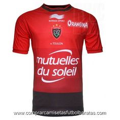 Camisetas de rugby RC Toulonnais 2016 rojo €26.9 Boxers, Premier League, Soccer Stars, Active Wear, Cool Designs, Rugby Shirts, Red, Mens Tops, Fashion
