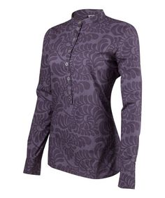 This Nightshade Fanling Tunic by GoLite is perfect! #zulilyfinds