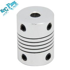 [Visit to Buy] printer Stepper Motor Flexible Coupling Coupler /Shaft Couplings Dropshipping Good China, 3d Printer Parts, Stepper Motor, Ali Express, Office And School Supplies, Best Sellers, Flexibility, Technology, Electronics