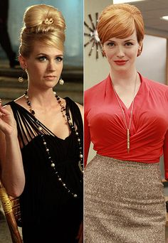 Mad for Mad Men Fashion.
