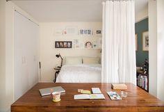 Emily's Clean & Open Studio