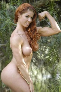 Above redhead nude female bodybuilders question confirm