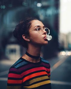Moody Lifestyle Portrait Photography by Kai Böttcher #photography #moodygram #Moodyports #fashion #livestyle #beauty #portraits