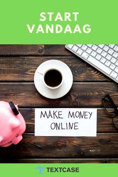Wil jij wat extra geld verdienen? Het kan vandaag al! Start vandaag met een super leuke bijbaan. Je hebt geen speciale kennis nodig! Lees hoe in onze blog. #werken #inspiratie #geldverdienen #bijbaan #online