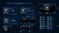 nrbdesign | Graphics for Streamers | Fiverr