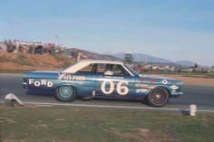 Darel Dieringer Holman Moody Ford @ Riverside Raceway 1965