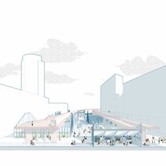 architect_ Tomaso Boano location_ Amsterdam, Netherlands project year_ 2017 collaborators_ Boano Prišmontas, Valentine Gruwez, Lieve Smout competition_ Europan 14 from the architects_ Piarcoplein L…