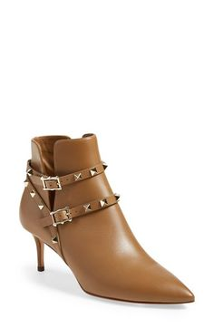 This is a purely inspirational boot as I'm looking for a bootie w/2-2.5 inch heel in this style, black;) xo