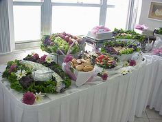 Women's Luncheon Menu Ideas | buffet luncheon for South Florida catering