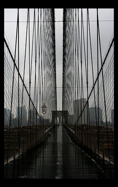 Brooklyn Bridge NY USA#travel#architecture