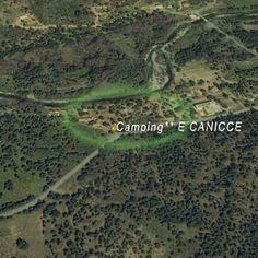 camping e canicce a moltifo ,en Corse, Haute corse dans les gorges de l'Asco - accueil