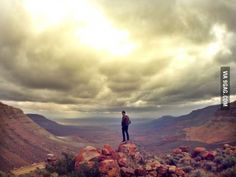 Just the Karoo in South Africa...