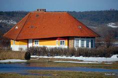 Haus in Vitte von Robert Ott