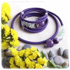 Rubber Material, Bracelets, Earrings, Leather, Jewelry, Schmuck, Ear Rings, Stud Earrings, Jewlery