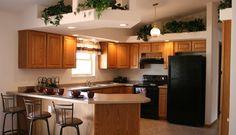 Traditional Kitchen Peninsulas Ranch Kitchen And Kitchen