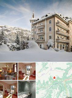 Romantik Schweizerhof (Flims, Suíça)