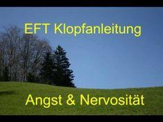 EFT Anleitung Angst und Nervosität