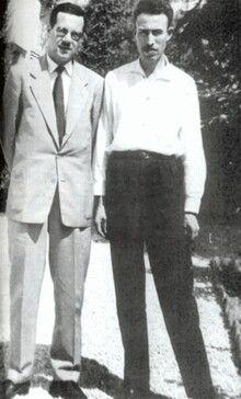 Boumédiène  et Boussouf