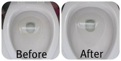 We had a problem that drove me nuts. We had rings. Toilet bowl rings that wouldn't go away. Now before you go thinking that I don't clean my toilets, please think better of me. We regularly clean our toilets. Furthermore, I have tried a series of things to clean these rings but nothing touches them. …
