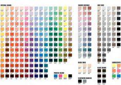pantone color chart pantone color cmyk color chart and pms color chart. Black Bedroom Furniture Sets. Home Design Ideas