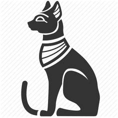 ancient, animal, cairo, cat, egypt, egyptian, egyptian mau, history, kitty, pet icon