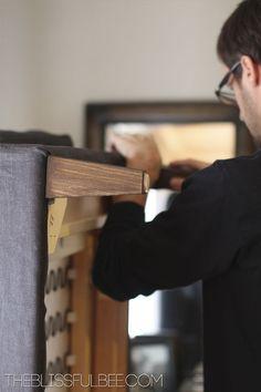 Fixing A Broken Ikea Couch Diy Ideas Pinterest