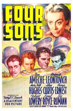 Four Sons - 1940