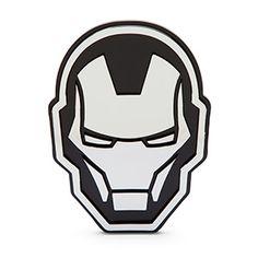 Iron Man Injection Molded Emblem | ThinkGeek