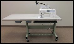 Commercial Table For Janome 1600 Series, and