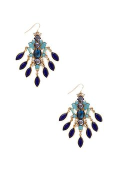 Trendy, must-have jewelry pieces and super prices Faux Stone, Rough Diamond, New Fashion, Forever 21, Brooch, Drop Earrings, Accessories, Jewlery, Shopping