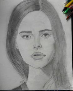 #Bridgetsatterlee #American #model #Realistic #Actress #portrait #girldrawing #portraitdrawing #girldrawing #pencilsketch #pencildrawing #pencilled #face #women #lady #girl #exotic #hairstyles #americanmodel #supermodel #eyes