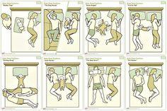 #Kamasoutra pour jeunes parents : dormir, c'est mourir... #dormir #sommeil #enceinte #grossesse