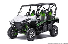 New 2017 Kawasaki TERYX4 LE ATVs For Sale in Ohio. 2017 KAWASAKI TERYX4 LE, Availability is subject to change contact dealer for most current information and availability - KRT800GHF
