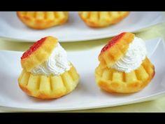 Savarine de casa – video recipe – Famous Last Words Sweets Recipes, Cupcake Recipes, Just Desserts, Romanian Desserts, Romanian Food, Greek Recipes, My Recipes, Cooking Recipes, Simple Recipes