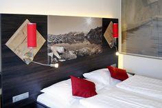 Suite mit Finnischer Sauna Sauna, Bed, Furniture, Home Decor, Patio, Summer Vacations, Home Furnishings, Interior Design